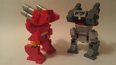 "RU15-9/10 ""Half-back"" (C6) - back (dark_syntax) Tags: lego mecha mech c6 microscale mechaton mfz mf0 mobileframezero"