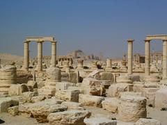 siria - la grande Palmyra (g.fulvia) Tags: palmyra siria santuario rovine tempio tadmor tempiodinab
