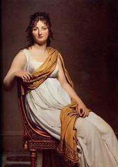 Madame Raymond de Verninac (mode au XIXeme) Tags: portrait david antique femme directoire néoclassicisme
