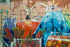 La Fabrica - 75 (r2hox) Tags: graffiti urbanart santiagodecompostela arteurbano abandonedspaces
