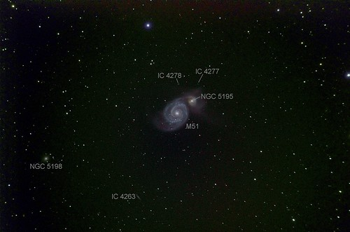 M51, 2013 April 5 with ID