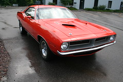 "1970 Plymouth 'Cuda 440 • <a style=""font-size:0.8em;"" href=""http://www.flickr.com/photos/85572005@N00/8635128224/"" target=""_blank"">View on Flickr</a>"