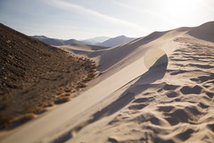 (CodySLR) Tags: california trip original sky abstract canon reflections project circle photography death idea mirror losangeles spring sand photographer desert hiking dunes creative shift professional adventure valley deathvalley surrealist tilt prop tiltshift eurekadunes codysmith hiddendunes iannorman canon24mmf35tse codyslr codyslrcom lonelyspeck