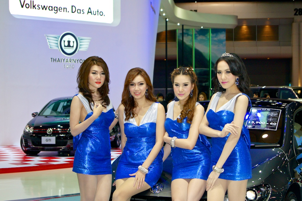 bangkok hot women