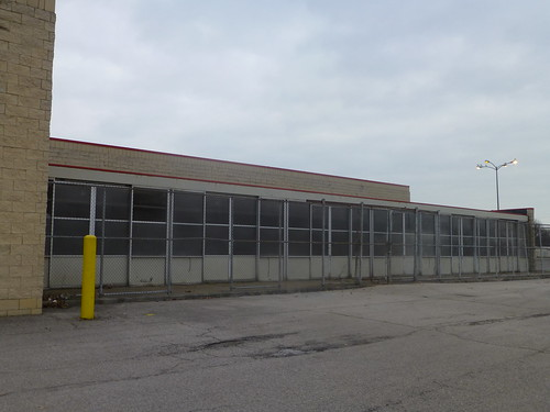 Former Kmart in North Madison, Ohio