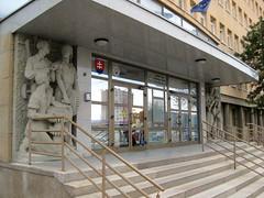 Communist reliefs, Bratislava (Message Oblique Speech) Tags: architecture communist communism slovensko slovakia bratislava communistarchitecture centraleurope communistart sculpturalrelief