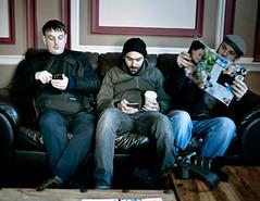 In the Studio (teddave) Tags: sofa now effrafc bandsplitup