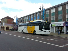 Just Go Holidays (PD3.) Tags: uk england town coach holidays w go hampshire just h courts tours jonckheere wh psv pcv fareham hants xok sf07 whtours sf07xok flickrandroidapp:filter=none