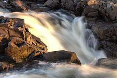 Over the Falls (Lee Summerson) Tags: longexposure waterfalls slowshutter highforce teesdale middlestoninteesdale rivertess