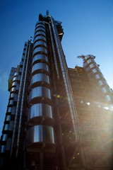 Lloyds of London (evil_giraffes_rule) Tags: building london architecture lloydsoflondon tower1
