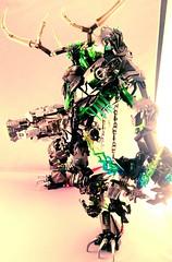 UMARAK the DEMON (danielhuang0616) Tags: lucifer umarak 2016 makuta moc lego demon evil heavy canon claw contest bionicle