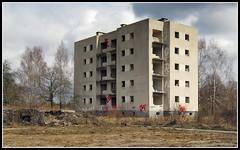IMG_5924 (jozwa.maryn) Tags: komino bornesulinowo opuszczone abandoned miasto town duch ghost westfalenhof blokowisko