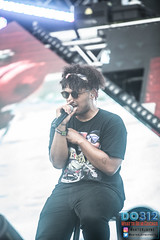 Lollapalooza Day 2 - 2016 (Do312.com) Tags: 160729lolla lollapalooza future joeypurp hiphop hip hop chicago do312 radiohead majorlazer portrait people summer katerjayne katerjaynephotography