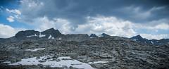 Lyell Peak from Donahue Pass (deanwampler) Tags: sierras donahuepass anseladamswilderness yosemitenp jmt johnmuirtrail