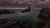 las Sirenas al amanecer (eolo1947) Tags: almeria andalucia arrecife cabodegata embarcaderu lassirenas mediterraneo