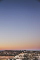 HAZA (T.Miravalles) Tags: haza kolorea color cielo montaa roca castillayleon paisaje landscapes landscape atardecer azul horizonte canon7d canon canon1585 vertical