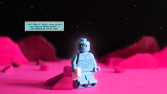 Chapter IV. Page 1. (Andrew Cookston) Tags: lego dc comics dccomics watchmen drmanhattan mars jonathan jon osterman alanmoore literature book story classic christo christo7108 moc photoshop custom minifig stilllife toy macro photography andrewcookston