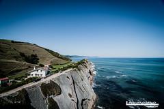 Flysch Zumaya (oscaradelan) Tags: zumaya vacances2016 paisvasco playa acantilado espaa norte flysch