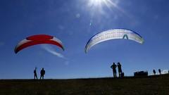 P1020052 (mlandmann) Tags: gleitschirm paragliding castelluccio
