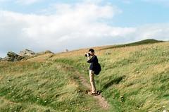 (klolam) Tags: pentax pentaxmesuper lizardpoint lizard lizardpeninsula cornwall uk england landscape nature natur travel outdoors scenic seaside hike walk colorplus kodak film 35mm iso200 kodakfilm summer july sun weather bright light day daytime