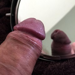 flic 2 (igorletracteur) Tags: sexe bite gland erection reflet sucer fellation