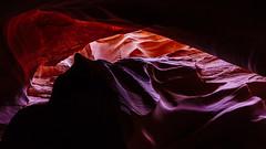Slots O Fun (CEBImagery.com) Tags: abstract arizona canyon indian navajo page purple reservation sandstone secret slot texture