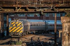 SEPTAs Keystone Service (Nick Gagliardi) Tags: train trains railroad philadelphia septa amtrak keystone cab car amfleet