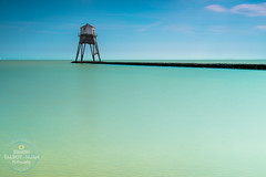 Sentinel (SimonTHGolfer) Tags: landscape landscapephotography water sea lighthouse harwich dovercourt colour color longexposure essex nikon simontalbothurnphotography blue green pastel wow