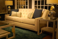 Smith Brothers Fall 2016 Pre-Market Show (Brian's Furniture) Tags: smithbrothers fall2016 premarket show fortwayne indiana briansfurniture westlake ohio quality americanmade furniture lifetimewarranty 228 tightback tufted back sofa fabric 401201