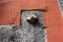 Intra Larue 807 (intra.larue) Tags: intra urbain urban art moulage sein pecho moulding breast teta seno brust formen tton street arte urbano pit italie italy italia napoli naples boob urbana tetta