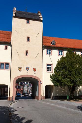 Remparts de la ville de Wolfach
