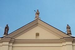 fretowi wici (pan-ga) Tags: dominikanie psy paskie dominicans dominicanes hyacinth jacek dominik maryja freta warszawa koci church