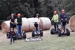 NATURATOURS SEGWAY GARROTXA & BIKES tours mas OMBRAVELLA (Segway & Bikes Garrotxa NATURATOURS) Tags: naturatours segway garrotxa bikes tours mas ombravella