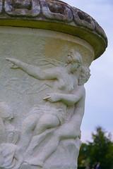 Garden Urn Detail, Polesden Lacey, Surrey (Peter Cook UK) Tags: lacey surrey detail urn garden polesden