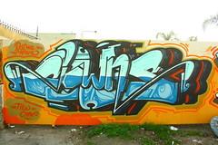 Clowns (MR. NIC£ GUY ^.^) Tags: california street art graffiti losangeles los tits angeles clown clowns mews cbs graffitiart tna artpiecescolorurbanculture