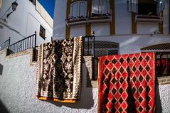 Street View Almucar (Ulf Bodin) Tags: street carpet spain gata andalusia andalusien almucar spanien matta canonef24mmf14liiusm canoneos5dmarkiii