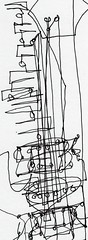 Pick ups, Strings, and Inlay Close-up #draw365.28.2  Julia Forsyth (JuliaForsythArt) Tags: electric sketch blind guitar drawing sketching drawings strings musicalinstrument contour blindcontourdrawing pickups electricguitar continuous tuners stringedinstrument pilotpen blindcontour linedrawings contourdrawings blindcontourdrawings rollingballpen blindcontourlinedrawings rollingballpendrawing