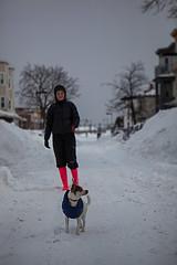 Wher to pee, where to pee - Nemo Blizzard 2013 (JEm / DoWnUnDeR iN BoStOn) Tags: canon5dii jamieharbour jamieharbourcom trinityshot wwwjamieharbourcom boston snow storm blizzard eastboston eastie ma nemo nemoblizzard