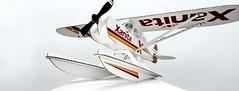 X-Board Print - Seaplane