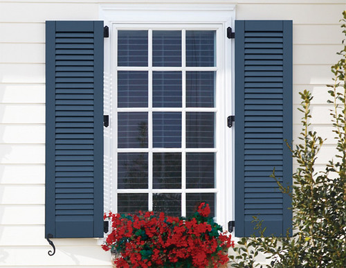 Choosing Your Outdoor Shutters