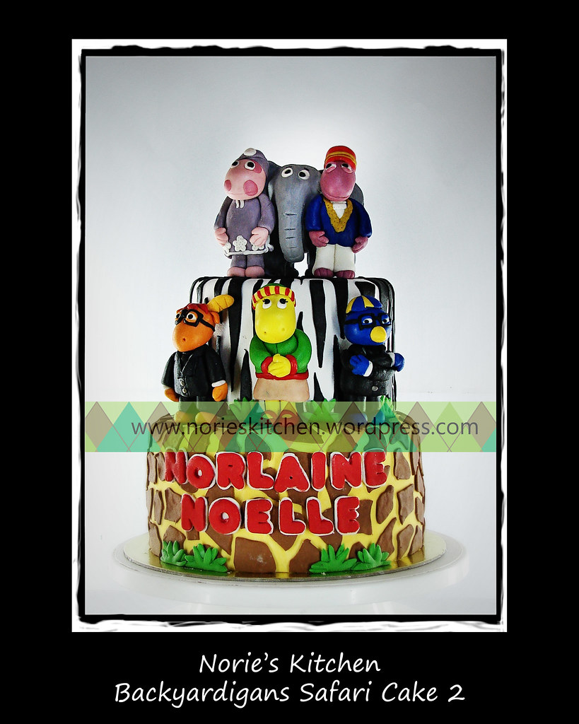 Safari Cake Toppers Philippines