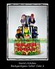 Norie's Kitchen - Backyardigans Safari Cake 2 (Norie's Kitchen) Tags: birthday cakes kitchen austin cupcakes philippines pablo safari celebration custom cavite tasha tyrone fondant alabang gumpaste backyardigans uniqua nories norieskitchen