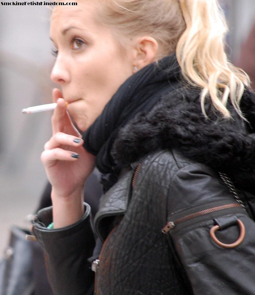 Understand fetish smoking smoking