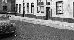 1955 Citroën 2CV AZL (EX-84-17), Maastricht 1962 (Tuuur) Tags: 1955 maastricht citroën 2cv 1962 azl tuuur ex8417