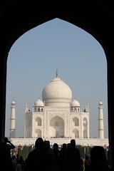 Taj Mahal · Agra