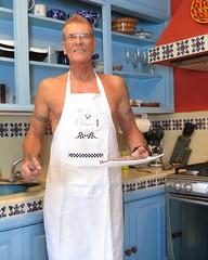 El Chef Desnudo (joven_60) Tags: autoretrato chef desnudo