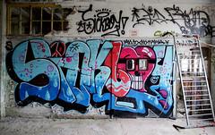Sickboy (delete08) Tags: street urban streetart graffiti delete hastings