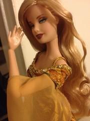 Deveraux (2003) in Gustav Klimt (Panix Pix) Tags: face museum artist barbie klimt romance gustav jude bauer mackie novel mold adele sculpt raider bloch deveraux