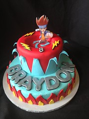 "beyblade cake • <a style=""font-size:0.8em;"" href=""http://www.flickr.com/photos/60584691@N02/8547828194/"" target=""_blank"">View on Flickr</a>"