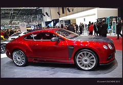 Mansory Bentley Continental GT Sanguis (Laurent DUCHENE) Tags: geneva continental gt bentley motorshow mansory 2013 sanguis